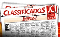 WWW.CLASSIFICADOSJC.COM.BR, JC EMPREGOS ONLINE