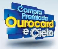 WWW.COMPRAPREMIADAOUROCARD.COM.BR, COMPRA PREMIADA CIELO