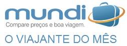 WWW.VIAJANTEDOMES.COM.BR, VIAJANTE DO MÊS