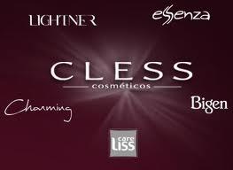 WWW.CLESS.COM.BR, CLESS COSMÉTICOS