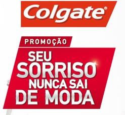 WWW.PROMOCAOCOLGATE.COM.BR, PROMOÇÃO COLGATE SEU SORRISO NUNCA SAI DA MODA