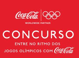 NORITMODELONDRES.COCACOLA.COM.BR, CONCURSO CULTURAL ENTRE NO RITMO DOS JOGOS OLÍMPICOS COM COCA-COLA
