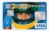 WWW.CREDICARD.COM.BR/IAS, CARTÃO AYRTON SENNA CREDICARD