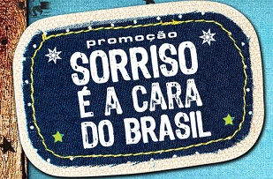 WWW.PROMOCAOSORRISO.COM, PROMOÇÃO SORRISO É A CARA DO BRASIL