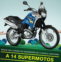 WWW.14SUPERMOTOS.COM.BR, CONCURSO CULTURAL 14 SUPER MOTOS LEROY MERLIN