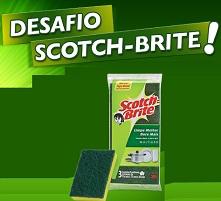 WWW.DURAMAIS.COM.BR, DESAFIO SCOTCH-BRITE