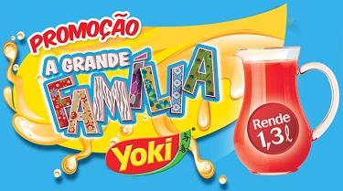 WWW.YOKI.COM.BR/AGRANDEFAMILIA, PROMOÇÃO YOKI A GRANDE FAMÍLIA