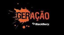 WWW.GERACAOBLACKBERRY.COM, SITE GERAÇÃO BLACKBERRY