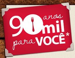 WWW.JOSAPAR.COM.BR/90ANOS, PROMOÇÃO JOSAPAR 90 ANOS 90 MIL PARA VOCÊ
