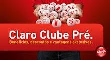 CLARO.COM.BR/CLAROCLUBEPRE, CLARO CLUBE PRÉ