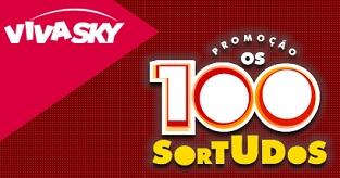 PROMOÇÃO OS 100 SORTUDOS SKY