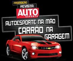 WWW.AUTOESPORTE.COM.BR/CARRAONAGARAGEM, PROMOÇÃO AUTOESPORTE NA MÃO CARRÃO NA GARAGEM