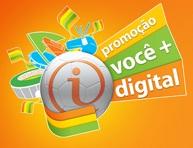 www.itau.com.br/vocemaisdigital, Promoção Você + Digital Itaú