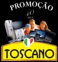 WWW.TOSCANOALIMENTOS.COM.BR/PROMOCAO40ANOS, PROMOÇÃO TOSCANO 40 ANOS