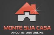 WWW.MONTESUACASA.COM.BR, MONTE SUA CASA PROJETOS DE CASAS