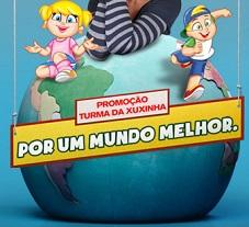 WWW.TURMADAXUXINHA.COM.BR, PROMOÇÃO TURMA DA XUXINHA