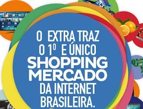 EXTRA.COM.BR, EXTRA SHOPPING MERCADO