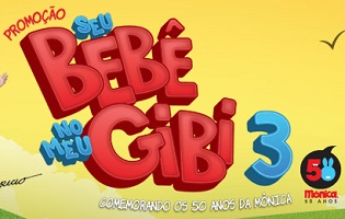 WWW.SEUBEBENOMEUGIBI.COM.BR, PROMOÇÃO SEU BEBÊ NO MEU GIBI 3