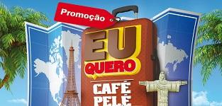 WWW.CAFEPELE.COM.BR, PROMOÇÃO EU QUERO CAFÉ PELÉ