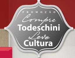 WWW.TODESCHINICAMPANHAS.COM.BR/KOBO, PROMOÇÃO COMPRE TODESCHINI LEVE CULTURA