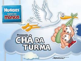 WWW.CHADATURMA.COM.BR, PROMOÇÃO CHÁ TURMA DA MÔNICA