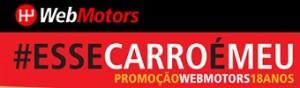 WEBMOTORS.MEUCARANGO.COM/18ANOS, PROMOÇÃO 18 ANOS WEBMOTORS