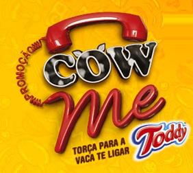 WWW.COWMETODDY.COM.BR, PROMOÇÃO COW ME TODDY