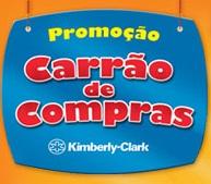 WWW.CARRAODECOMPRAS.COM.BR, PROMOÇÃO CARRÃO DE COMPRAS KIMBERLY CLARK