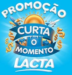 WWW.LACTA.COM.BR/PROMOCAO, PROMOÇÃO LACTA CURTA O MOMENTO