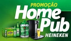 WWW.PROMOCAOHOMEPUB.COM.BR, PROMOÇÃO HOME PUB HEINEKEN