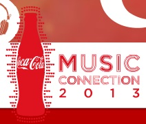 WWW.MUSICCONNECTION.COM.BR, COCA-COLA MUSIC CONNECTION 2013
