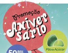 WWW.PAODEACUCAR.COM.BR/ANIVERSARIO2014, PROMOÇÃO ANIVERSÁRIO PÃO DE AÇÚCAR 2014