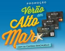 WWW.VERAOEMALTOMAR.COM.BR, PROMOÇÃO VERÃO EM ALTO MAR RIACHUELO