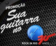 WWW.SKYSUAGUITARRANOROCKINRIO.COM.BR, PROMOÇÃO SUA GUITARRA NO ROCK IN RIO SKY