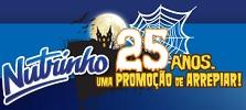 WWW.NUTRINHO25ANOS.COM.BR, PROMOÇÃO NUTRINHO 25 ANOS
