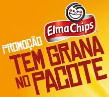 WWW.GRANANOPACOTE.COM.BR, PROMOÇÃO ELMA CHIPS TEM GRANA NO PACOTE
