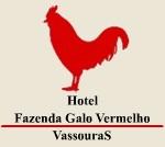 WWW.HOTELFAZENDAGALOVERMELHO.COM.BR, HOTEL FAZENDA GALO VERMELHO VASSOURAS