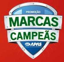 WWW.PROMOCAOMARCASCAMPEAS.COM.BR, PROMOÇÃO MARCAS CAMPEÃS APAS