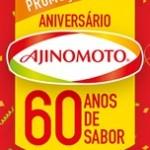 WWW.PROMOCAOAJINOMOTO.COM.BR, PROMOÇÃO ANIVERSÁRIO AJINOMOTO 60 ANOS