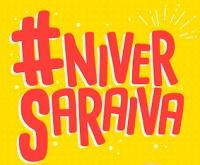 PROMOCOESSARAIVA.COM.BR/NIVERSARAIVA, PROMOÇÃO #NIVER SARAIVA